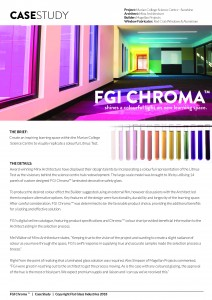 FGI CHROMA CASE STUDY